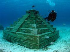 inside ancient mayan pyramids - Google Search