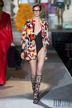 Dsquared² Spring-summer 2015 - Ready-to-Wear - http://www.flip-zone.net/fashion/ready-to-wear/fashion-houses-42/dsquared%C2%B2-4962 - ©PixelFormula