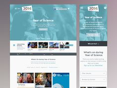 Dribbble - Birmingham Year of Science by Morgan Jones