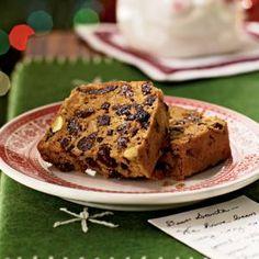Christmas Fruitcake Recipe with Rum Holiday Cakes, Christmas Desserts, Christmas Baking, Christmas Cakes, Holiday Baking, Christmas Goodies, Christmas Treats, Christmas Stuff, White Christmas