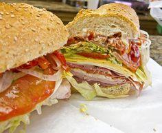 American Hero Sandwich - #1 Foods & Drinks Gallery