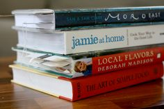 Collecting cookbooks