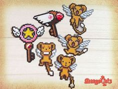 Resultado de imagen para sakura card captor pixel art
