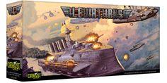 Leviathans - Steampunk Airship board game