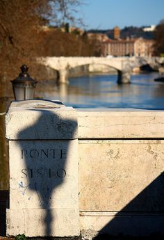 Roma - Ponte Sisto | Flickr – Condivisione di foto!