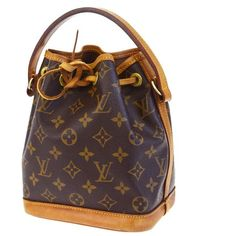 6ac8816a00d9 Louis Vuitton Vintage  Noe  bucket shoulder bag on shopstyle.com ...