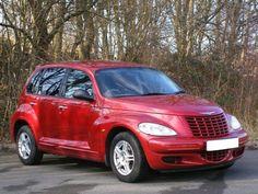 Chrysler PT Cruiser - My Car :)