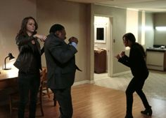 Person of Interest Photos: Root and Shaw in Action on CBS.com