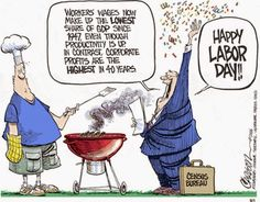 Funny Labor Day Cartoons 2014 Funny Labor Day Pictures 2014 Labor Day Funny…