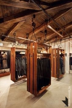 Would be cool for a guest room closet