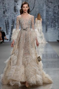 Ziad Nakad 2017-2018 Fall Winter Haute Couture  Collection