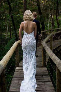 Stunning lace wedding dresses 62 #weddingdress