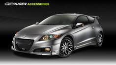 2012 Honda CR-Z - MUGEN Accessories - Official Site