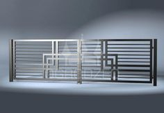 New Ideas Garden Diy Decoration Fence Ideas Garage Grill Gate Design, Window Grill Design Modern, House Main Gates Design, Balcony Grill Design, Front Gate Design, Balcony Railing Design, Door Gate Design, Steel Grill Design, Gate Designs Modern