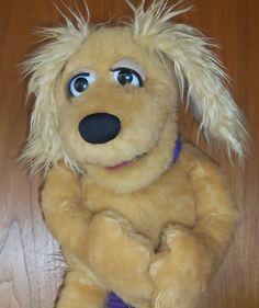 www.pjspuppets.com  dog puppet - custom professional puppet