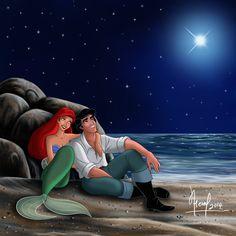 Ariel by FERNL on DeviantArt
