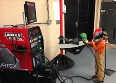 Welding how many years would it take to learn 3 subjects in college