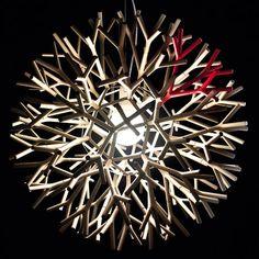 Coral Lamp - lampada corallo by Studio Lagranja