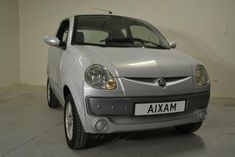 aixam city 721-microcar-mopedauto-leichtmobile-45-km-h silber Diesel, Microcar, City, Vehicles, Autos, Winter Tyres, Small Cars, Diesel Fuel, Cities
