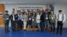 Startup Nations Leaders Gather in Seoul for Asia Meetup - GEW