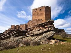 The Tower of Joy—which plays a pivotal role in Lyanna Stark's much alluded storyline—sits between Madrid and Barcelona.