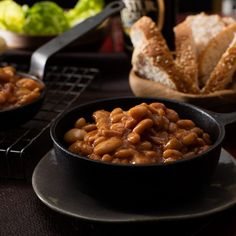 Baked Beans Salad recipe. This barbecue style beans salad is great with a braai. Three types of beans are used to make this versatile bean salad which can be served hot or cold, over grilled meats or as a side dish.: