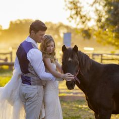 A Closer Look at Tegan and Jason's Rustic Wedding