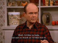 70's movie quotes | That 70s Show Quotes Red