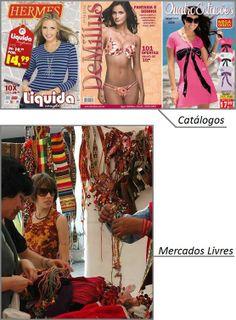 Tipos de varejos de moda: diferentes modalidades de comércio