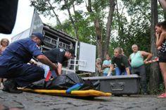 Irmãos morrem afogados em rio de Timbó  Menina de nove anos e menino de 12 serão enterrados neste sábado