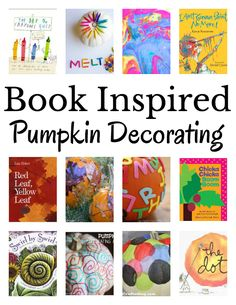 Coordinating Art Projects With Inspiration From Illustrated Childrens Books