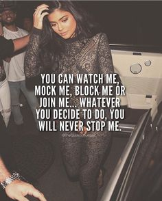 People think they have a perfect idea of who you are from a four-second Snapchat video... and fake blogs, stories, magazine covers. In reality, that's not the case. Nobody knows who I am except family and my close friends ~ Kylie Jenner