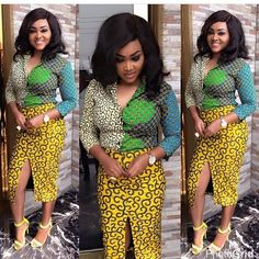 The collection of Beautiful Ankara Pattern Styles For Ladies you've ever wanted to see. Want to style and pattern your African print ankara Ankara Styles For Men, Kente Styles, Ankara Gown Styles, Latest Ankara Styles, Aso Ebi Styles, Dress Styles, Ankara Skirt And Blouse, African Maxi Dresses, African Outfits