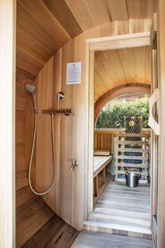 Le Sauna du Spa Nordique au Jiva Hill Resort, hôtel 5* Relais Châteaux, à 15 minutes de Genève #sauna #bienetre #saunasuedois #hoteldeluxe