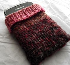 Another Phone Cozy with stitch calculator