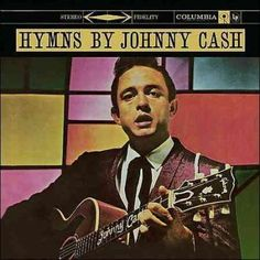 Johnny Cash - Hymns By Johnny Cash, Silver