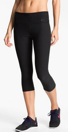 something for my closet || dri-fit workout capris because the ones I have are apparently see through
