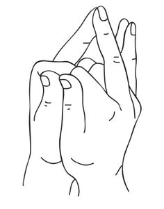 Мудра для ума «Шапка Шакьямуни». Выполнение этой мудры позволит вам стать хозяином своей судьбы. | http://omkling.com/mudra-dlja-uma/