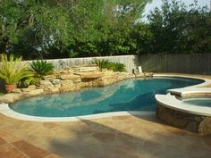 Custom Residential Eco-Friendly Swimming Pools - New Wave Pools - Austin Texas