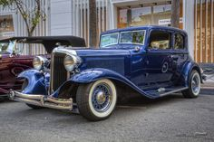 1932 Chrysler Victoria Coupe (by dmentd) / Tumblr