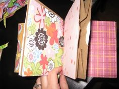 End of the year scrapbooks... Making for my kids too!  all the extra scrapbooking paper my mom has will come in handy!
