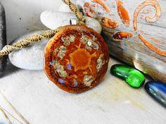 Pinecone Natural pendant Pinecone necklace Pine cone