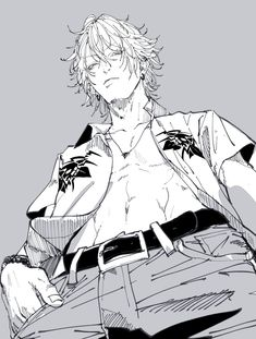 Hot Anime Boy, Cute Anime Guys, Character Inspiration, Character Art, Drawing Reference Poses, Bishounen, Manga Boy, Boy Art, Aesthetic Anime