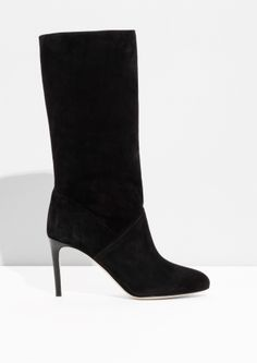 & Other Stories | Slouchy Suede Boots