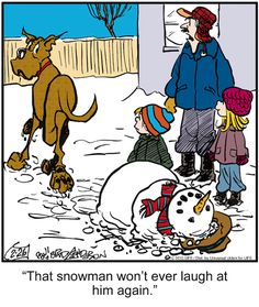 Image of: Thrones Comics Marmaduke By Brad Anderson For February 26 2013 Dog Comicsfunny Pinterest 75 Best Winter Comics Images In 2019 Comic Strips Comics Campaign