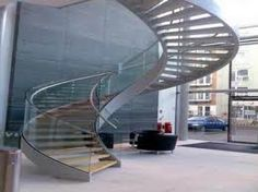 round stairs - Google Search