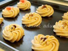 Fursecuri cu untura, Rețetă Petitchef Homemade Sweets, Biscotti, Christmas Cookies, Deserts, Good Food, Food And Drink, Ice Cream, Cooking, Cakes
