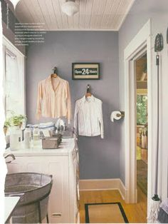 Eclectic Interior Design Group: Laundry Room Envy?