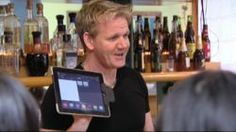 Kitchen Nightmares - Chef Gordon Ramsey's Choice for a POS System