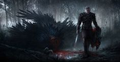The Witcher by JonasDeRo on deviantART